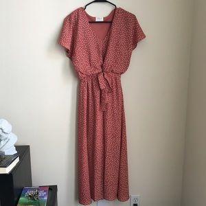 NWOT Sienna Sky Midi dress size S
